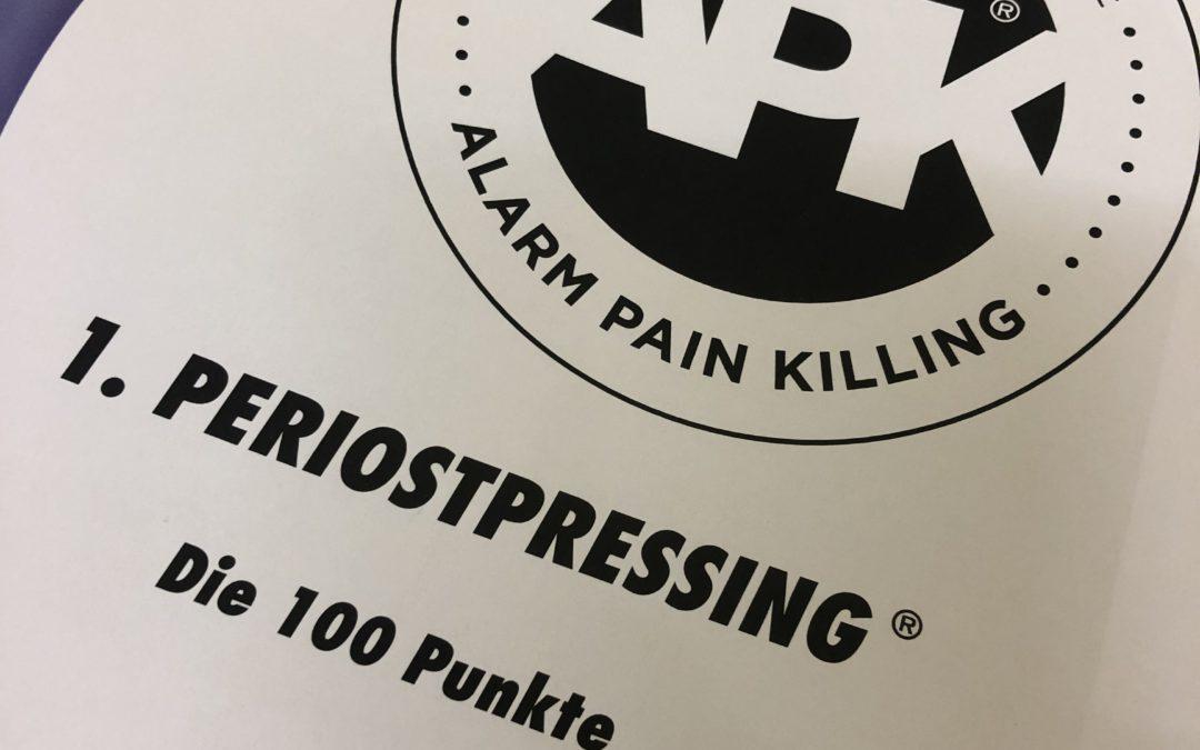 """Weiterbildung: """"Pain Killing"""" die Schmerztherapie"""